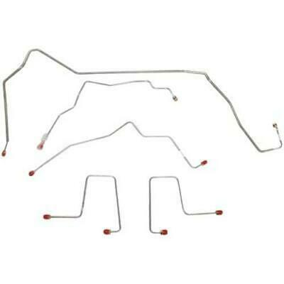 01-05 Chevy S-10  Complete Brake Line Kit with ZR2 package