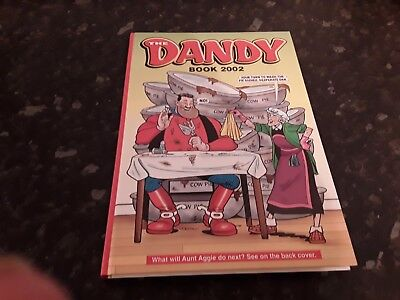 2002 Dandy Book/Annual, as new condition