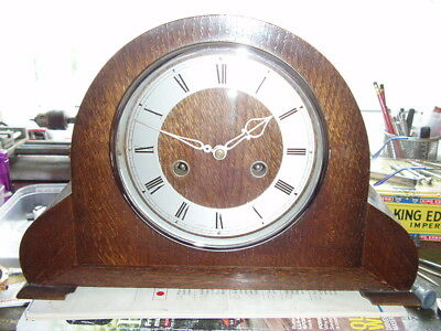 Enfield Half Hour Strike Mantle Clock