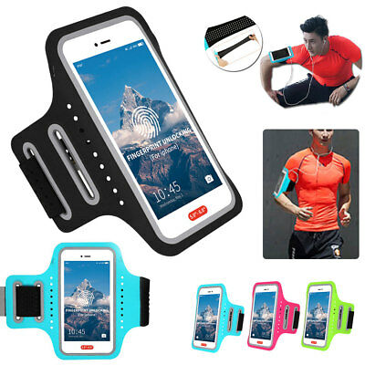 Armband Bag Sports Running Jogging Gym Arm Band Case Pouch Holder For Phones WQ