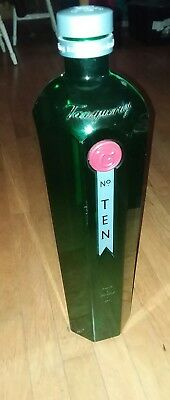 Tanqueray No. 10 Gin - 24 inches Giant Large Oversized Display Bottle