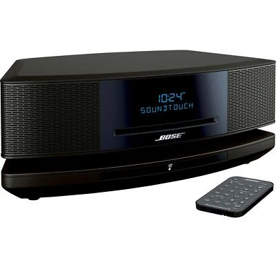 Bose® Wave® SoundTouch® Music System IV-Black-💯%+Seller Rating✔️Warranty✔️