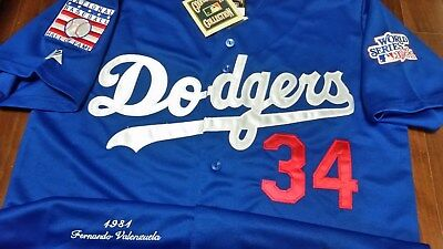 65c598f3c Los Angeles Dodgers Fernando Valenzuela Camo Salute to service jersey many  sizes Baseball-MLB