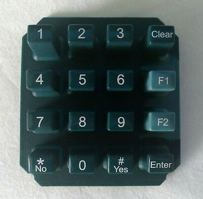 Replacement Keypad Key Pad for ADP HandPunch 2000 LE Time Clock & Handkey-II