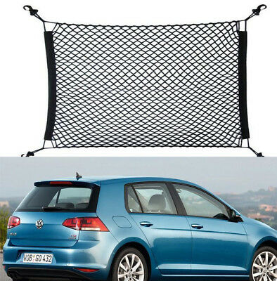 4 Hook Car Trunk Cargo Luggage Net Holder net hold fit for VW Golf GTI
