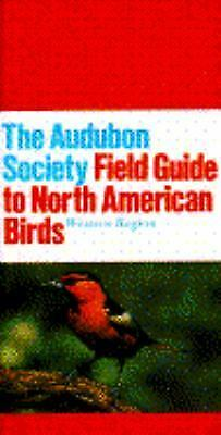 The Audubon Society Field Guide to North American Birds