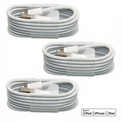 New Lightning Sync & Charger USB Data Cable For Apple iPhone 6 5 7 8 X iPad Air