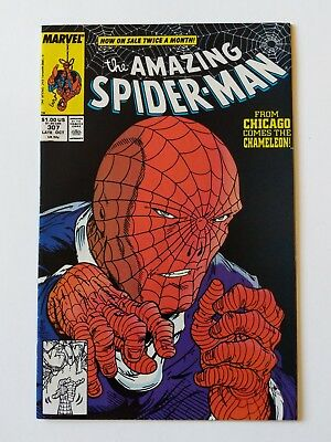 The Amazing Spider-Man #307 (Oct 1988, Marvel) - NM
