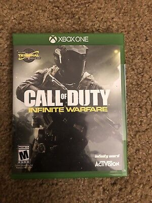 Call of Duty Infinite Warfare Zombies Xbox One Brand NEW Sealed