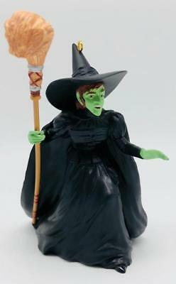 1996 Wicked Witch Of The West Hallmark Ornament The Wizard Of Oz