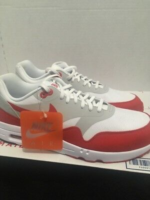 outlet store 21aa3 41cf0 Nike Air Max 1 Ultra 2.0 LE OG White-Red SZ 11