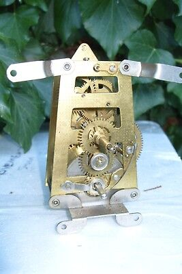 clock parts WALL  CLOCK TIME  PIECE  MOVEMENT  SMITHS  SPARES  TO REPAIR