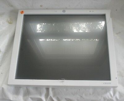 """GE USE1911A CDA19T 19"""" Flat Panel Touch-Screen Monitor - No Power Supply"""