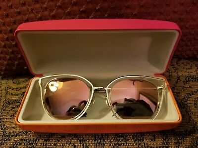 de6c8550b54 KATE SPADE SUNGLASSES JAZZLYN S 0S45 Pink Gold 51MM -  120.00