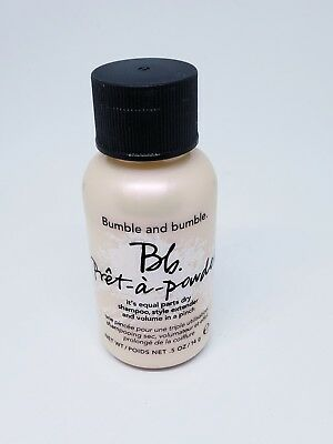 Bumble and Bumble Bb PRET A POWDER DRY SHAMPOO Deluxe Travel Size 0.5oz