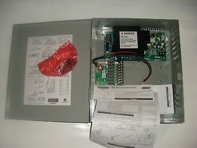 Von Duprin PS914-8F-FA Power Supply  4 AMP  12/24 VDC Field Selectable