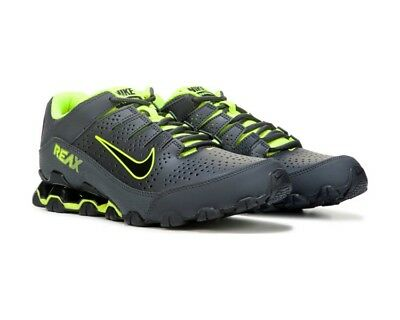 reputable site aa285 889df Nike Reax 8 TR NEW Men s Shoes Running Gym Black Volt 616272 036 SIZE ...