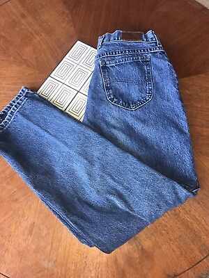 Vintage 80s-90s Lee mom Jeans, high-waisted, tapered leg