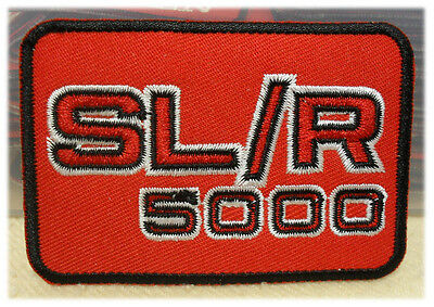 Torana LH SLR5000 Embroided Patch