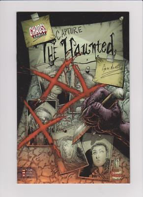 THE HAUNTED - Chaos! Comics Deutschland (mg publishing) - Zustand 0 - 1
