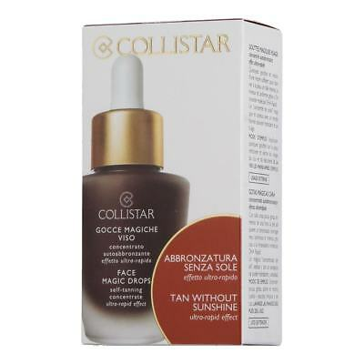 Collistar Self Tanning - Face Magic Drops 30ml