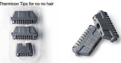 6 x Thermicon Tips for NO! NO! Hair Removal Pro 5 Pro 3 8800