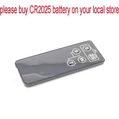 Ir Wireless Remote Control For Canon Rc-1 Rc1 Dslr Slr Eos 400D 450D 500D