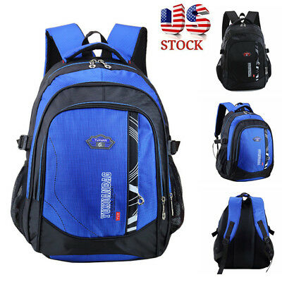 Children Boys Girls Sport Backpack Bookbag Travel Rucksack School Shoulder  Bag bef2807502
