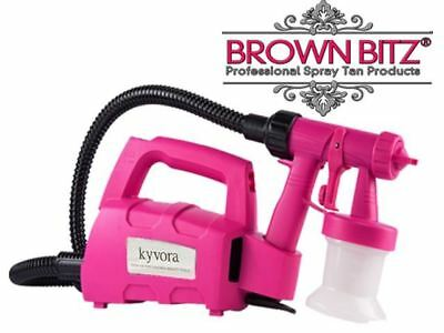 Special offer Aura elite compact professional spray tan machine In Hot Pink