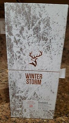 Glenfiddich 21 Winter Storm