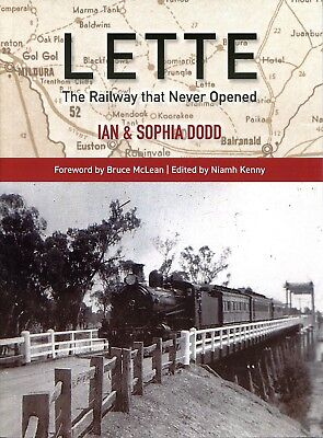 LETTE -  The Railway that Never Opened