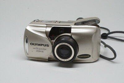 Olympus Stylus Epic Zoom 80 Film Tested But...