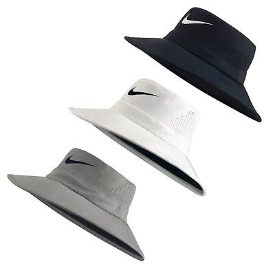ab71516e868 NEW NIKE SUN Protect Bucket Hat Choose Color   Size FREE SHIPPING ...