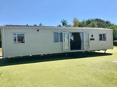2018/19 Luxury Static Caravan @ Hafon Y Mor Haven Site  - Decking, 3 Bedrooms