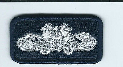 United States Coast Guard USCG patch 1-1/4 X 2-1/2 port security enlisted