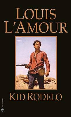 Kid Rodelo by Louis L'Amour (Paperback, 1999)