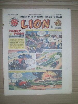 Lion issue dated October 10 1959