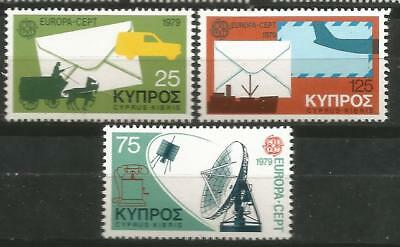 Cyprus Cyprus EUROPE cept 1979 Without Fijasellos MNH