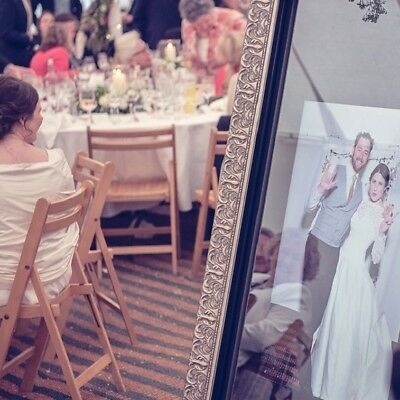 Magic Mirror photo booth business for sale, with great website. Wedding, events