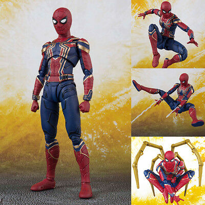 S.H.Figuarts Iron Spider from Avengers: Infinity War Marvel Bandai Japan