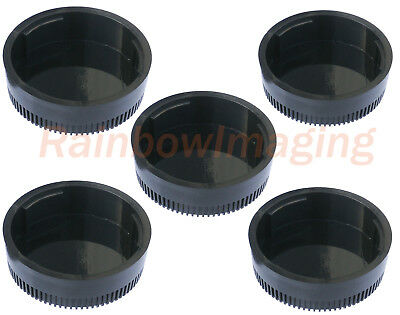 5pcs x Rear Lens Caps Cover for Nikon F Mount DSLR Lens replaces Nikon LF-1