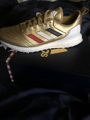 ba73acdcb Kith x Adidas COPA Mundial Ultra Boost Kith Golden Sz 11 - Limited - World  Cup