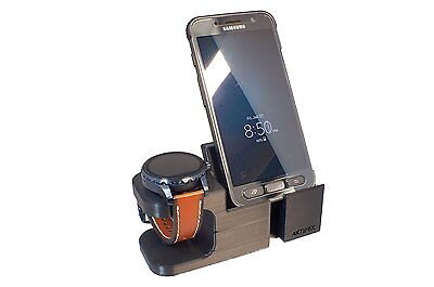 Fossil Q Wander / Marshal / Founder V2 Charging Combo Stand by Artifex Design