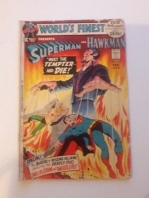World's Finest Comics #209 (Feb 1972, DC)