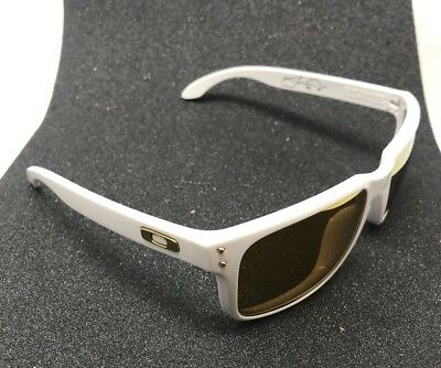 f910f16c6c Oakley Holbrook Shaun White Polished Frame 24K Gold Iridium Sunglasses  OO9102-18