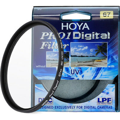 Hoya 67mm Digital PRO1D PRO-1 UV Lens Protect Digital DSLR Camera Filter 67 mm