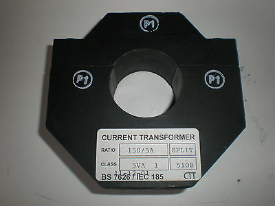Split-Core Current Transformer 150/5
