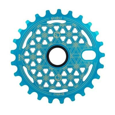 SHADOW CONSPIRACY MAYA BMX BICYCLE SPROCKET 25t FIT CULT HARO SE SUBROSA SILVER