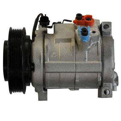 NEW For Chrysler Town /& Country Dodge Caravan Ram A//C Compressor w// Clutch