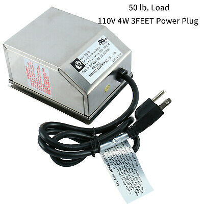 Universal Grill Electric Replacement Rotisserie Motor 120V 4W On/Off Switch US